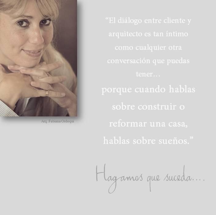 Fabiana Ordoqui Estudio de Arquitectura|Diseño|Decoración de Fabiana Ordoqui Arquitectura y Diseño. Rosario | Funes |Roldán