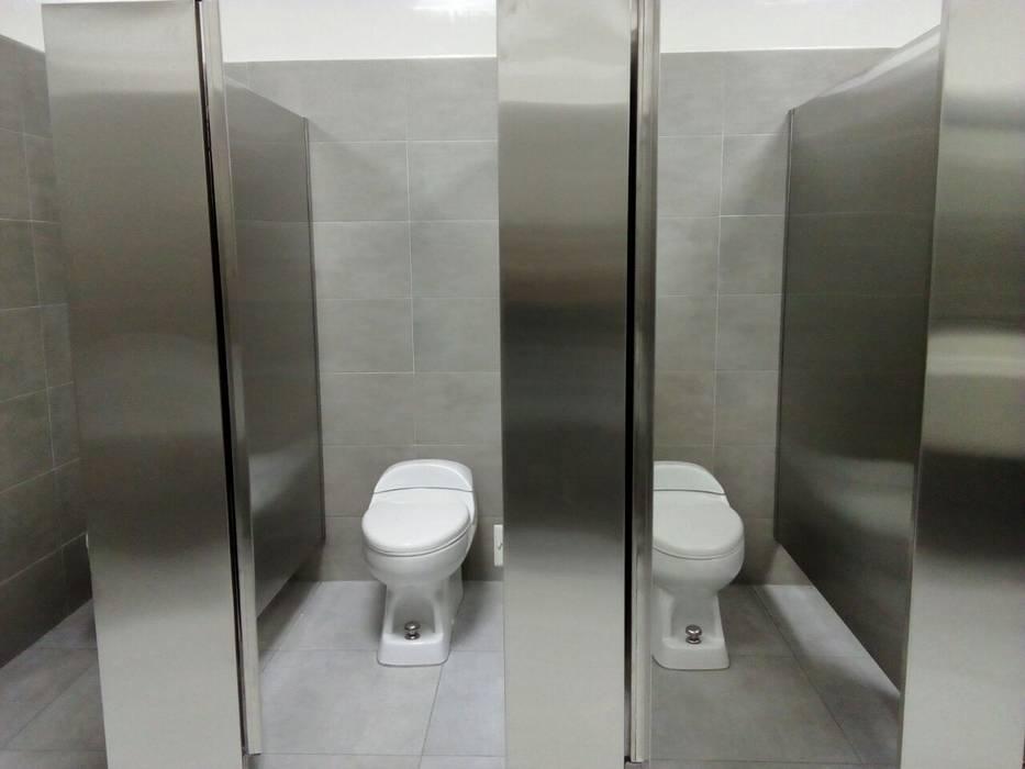 Sanitario Consume 1.5 Litros Zeleste Sanitario Ahorrador Baños de estilo minimalista de End International Minimalista Cerámico