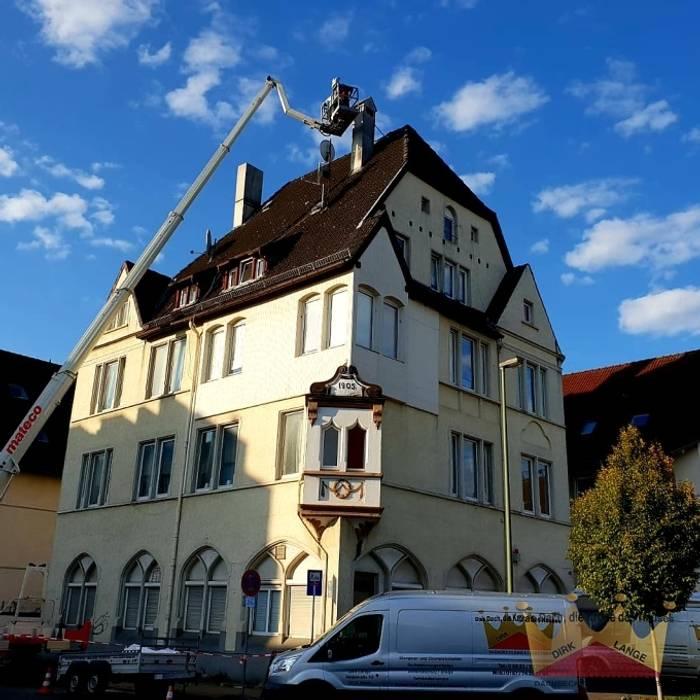 Asbestsanierung in Bielefeld:  Dach von Dachdeckermeisterbetrieb Dirk Lange | Büro Herford