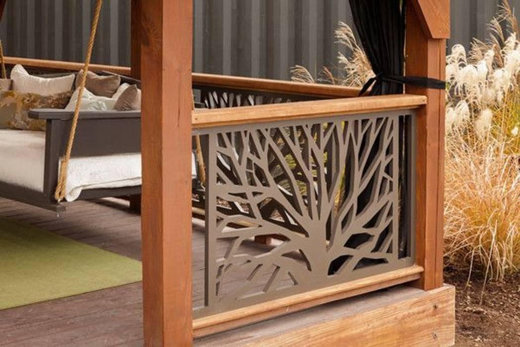 أفكار وديكورات الخشب CNC مع كاسل للديكورات والتشطيبات المعمارية بالقاهرة من كاسل للإستشارات الهندسية وأعمال الديكور في القاهرة حداثي MDF