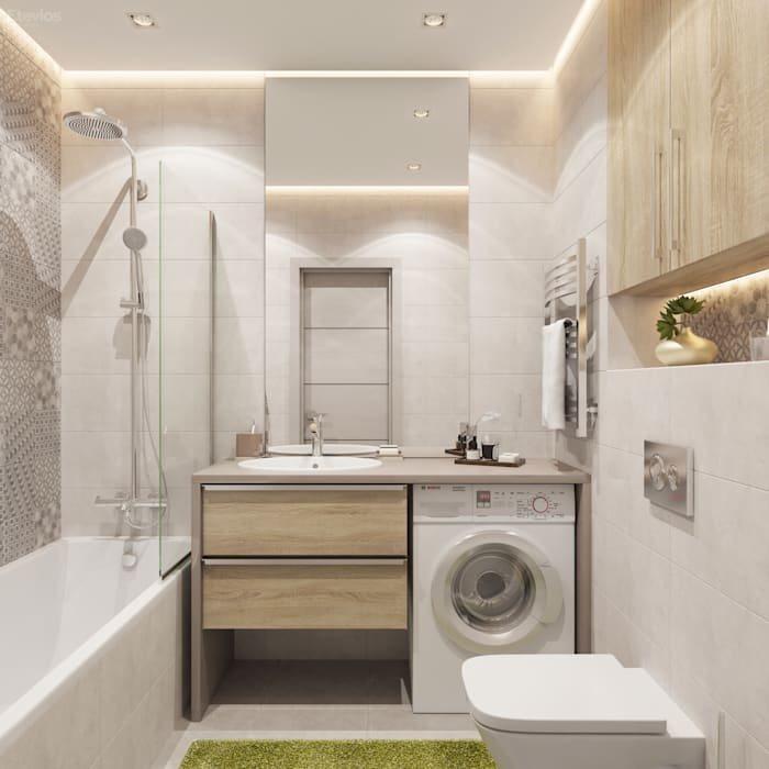 Bathroom by Etevios,