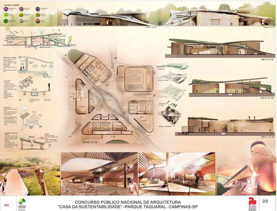 Museums توسطFranthesco Spautz Arquitetura