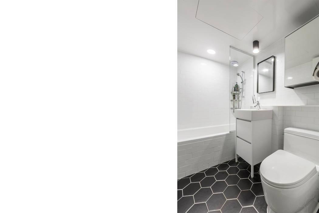 Bathroom by 스튜디오쏭 (STUDIO SSONG), Modern