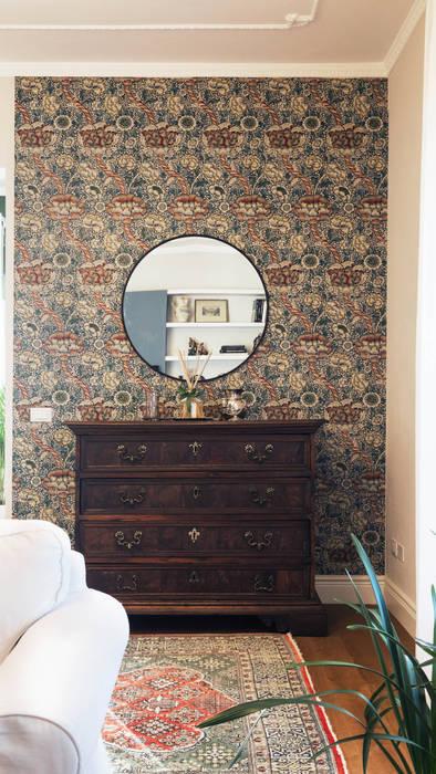 Rifò 现代客厅設計點子、靈感 & 圖片