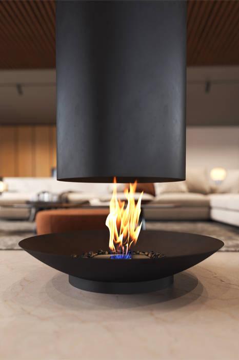 Shelter ® Fireplace Design SalasChimeneas y accesorios