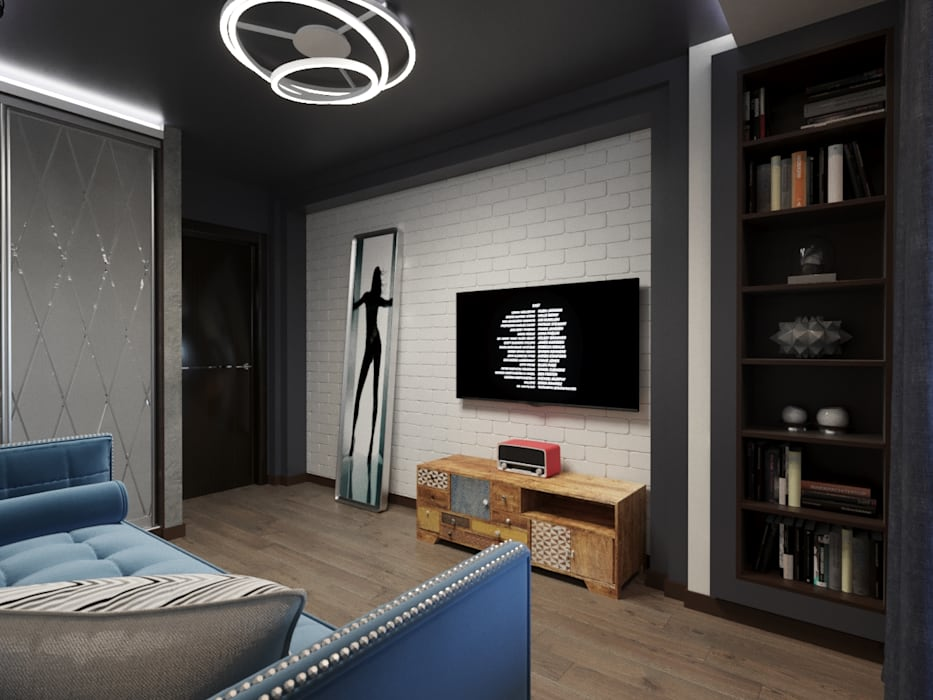 Girls Bedroom by F2project,