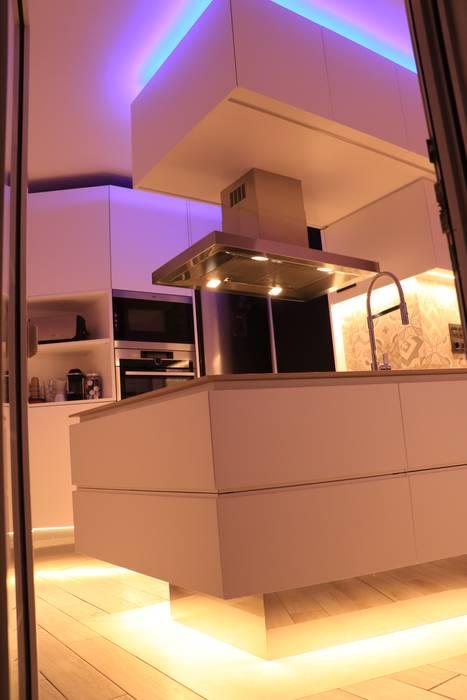 Diseño cocina: cocinas integrales de estilo de estudijaumepla | homify