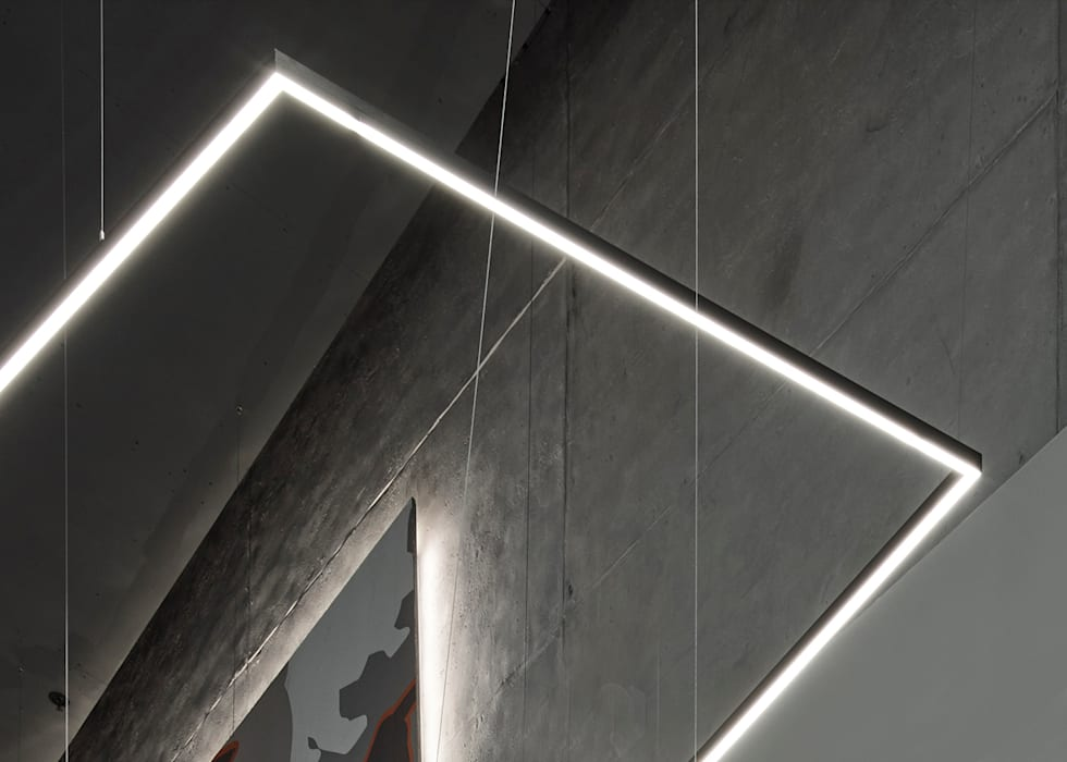 Bespoke LED Linear for River Island:  Shopping Centres by Prolight Design Ltd, Classic