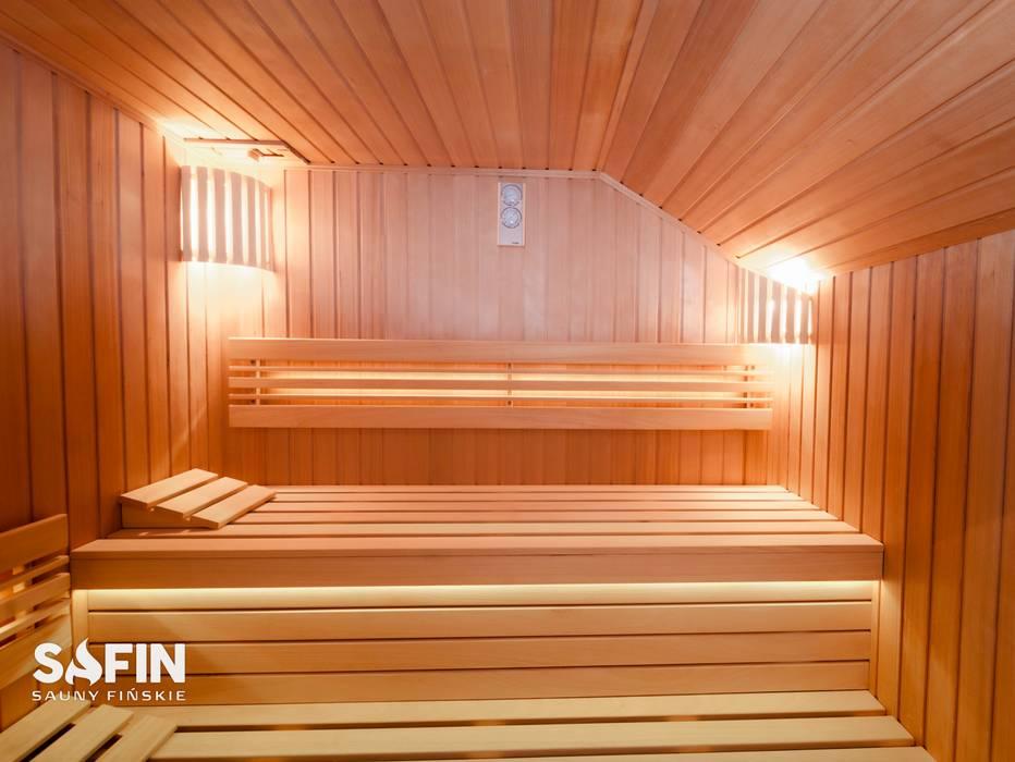Moderner Spa von Safin Modern