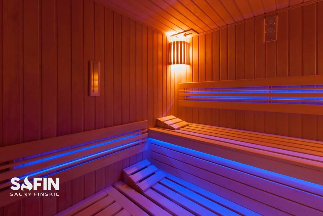 Modern spa by Safin Modern