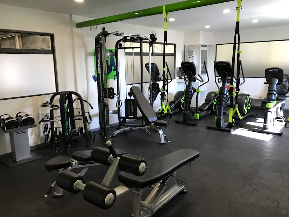 Ruang Fitness by Aufsten