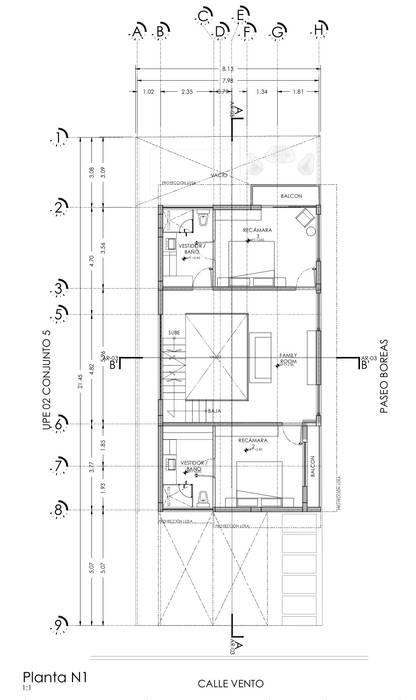 by LARQ Arquitectura y Diseño 휴양지 우드 우드 그레인