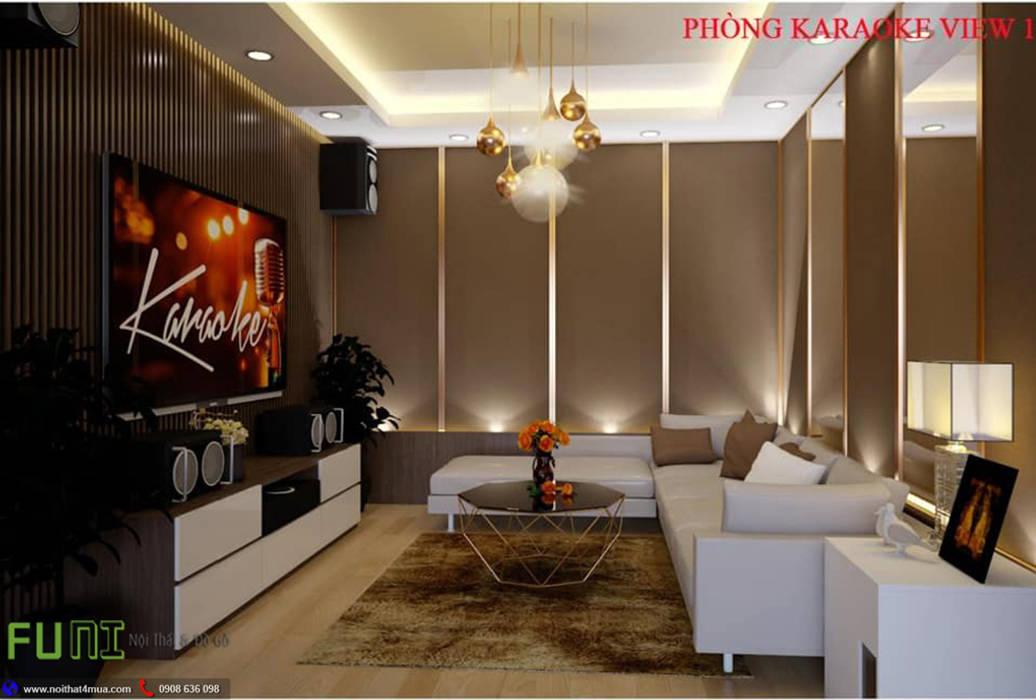 Phòng karaoke: cổ điển  by Công Ty TNHH Funi, Kinh điển