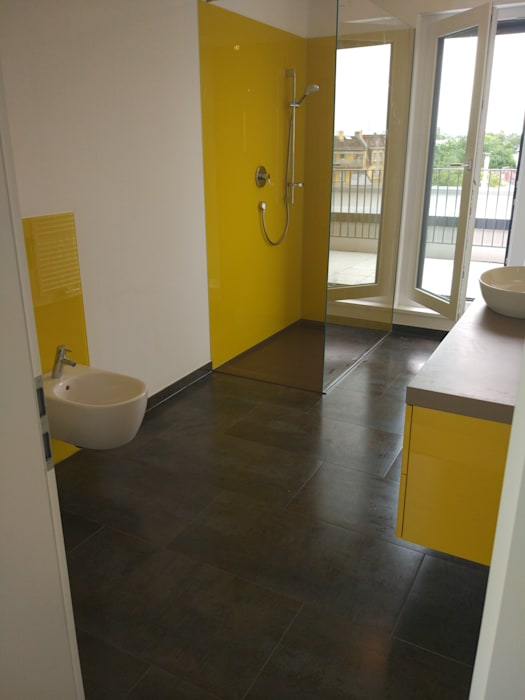 DAS BADEZIMMER-RHEIN-MAIN Modern bathroom