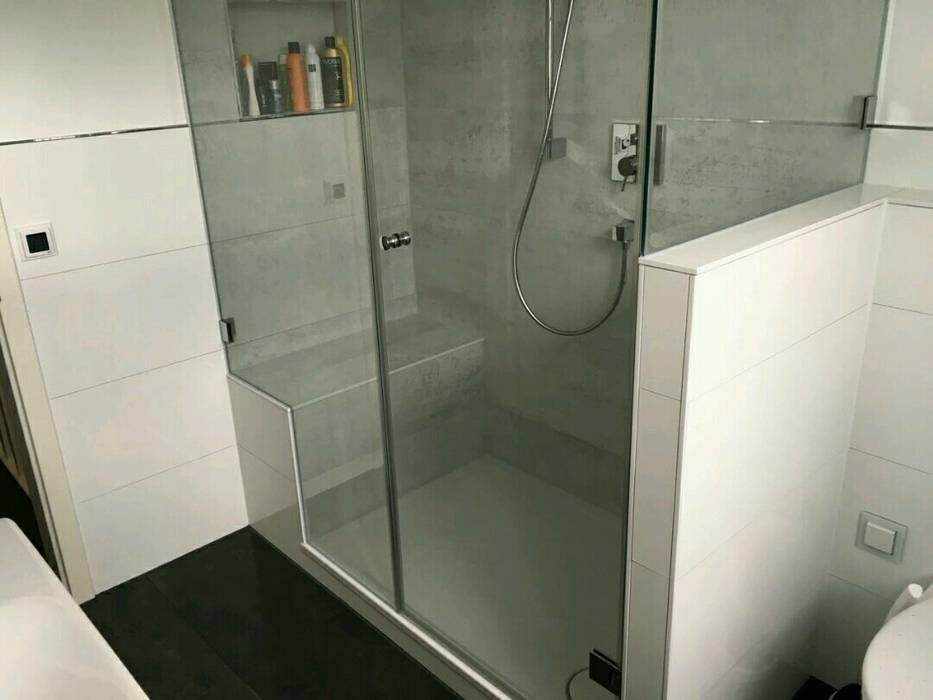 Badumbau:  Badezimmer von DAS BADEZIMMER-RHEIN-MAIN,