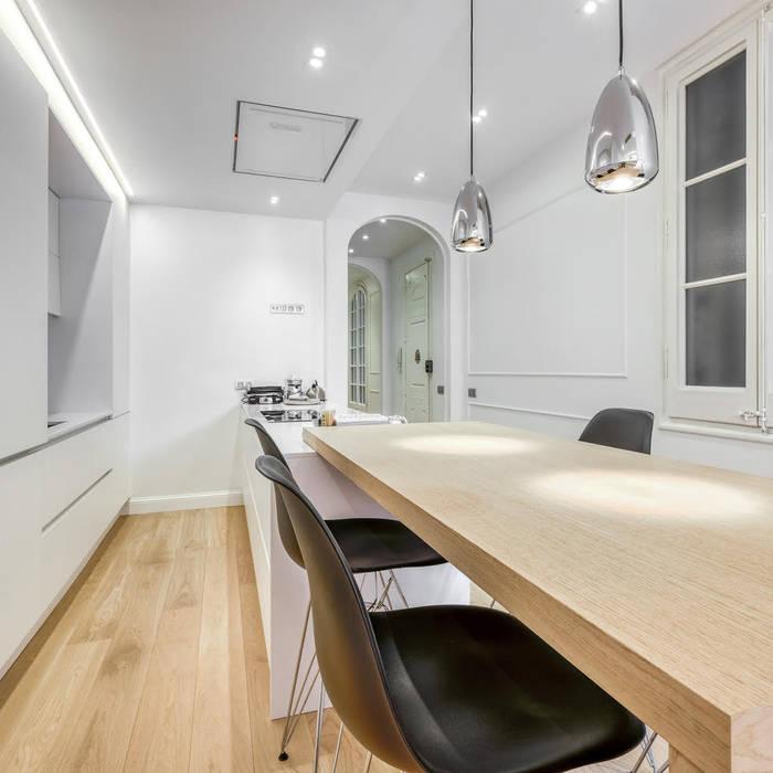 Fotógrafo para proyectos arquitectónicos, de decoración de interiores y hoteles en Cataluña Carlos Sánchez Pereyra | Artitecture Photo | Fotógrafo Cocinas de estilo moderno