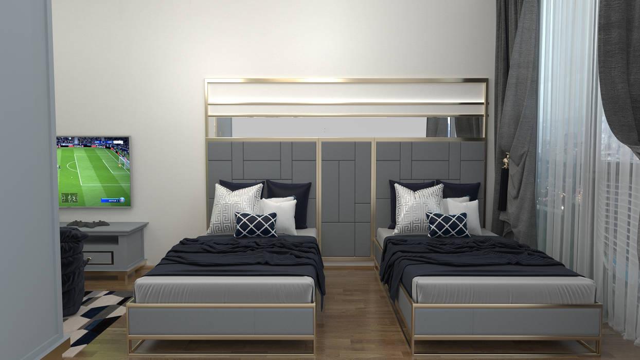 Boys Bedroom by Altuncu İç Mimari Dekorasyon