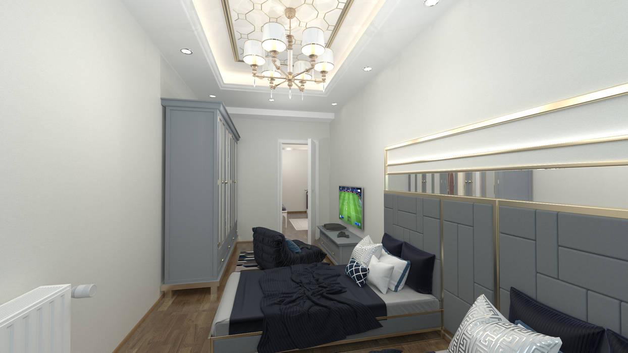 Boys Bedroom by Altuncu İç Mimari Dekorasyon,