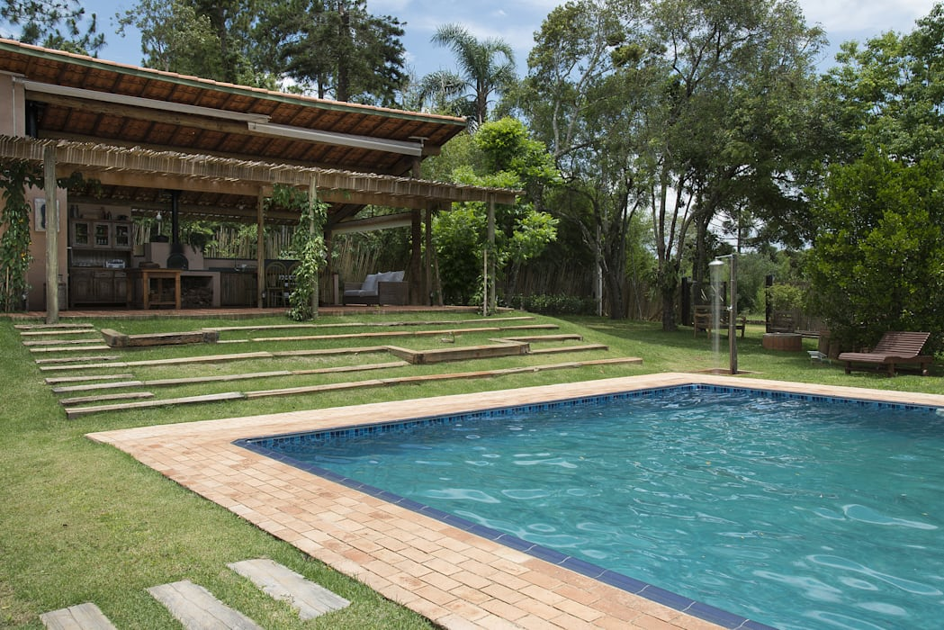 by Beatriz Zanini Castanho Arquitetura e Interiores Country