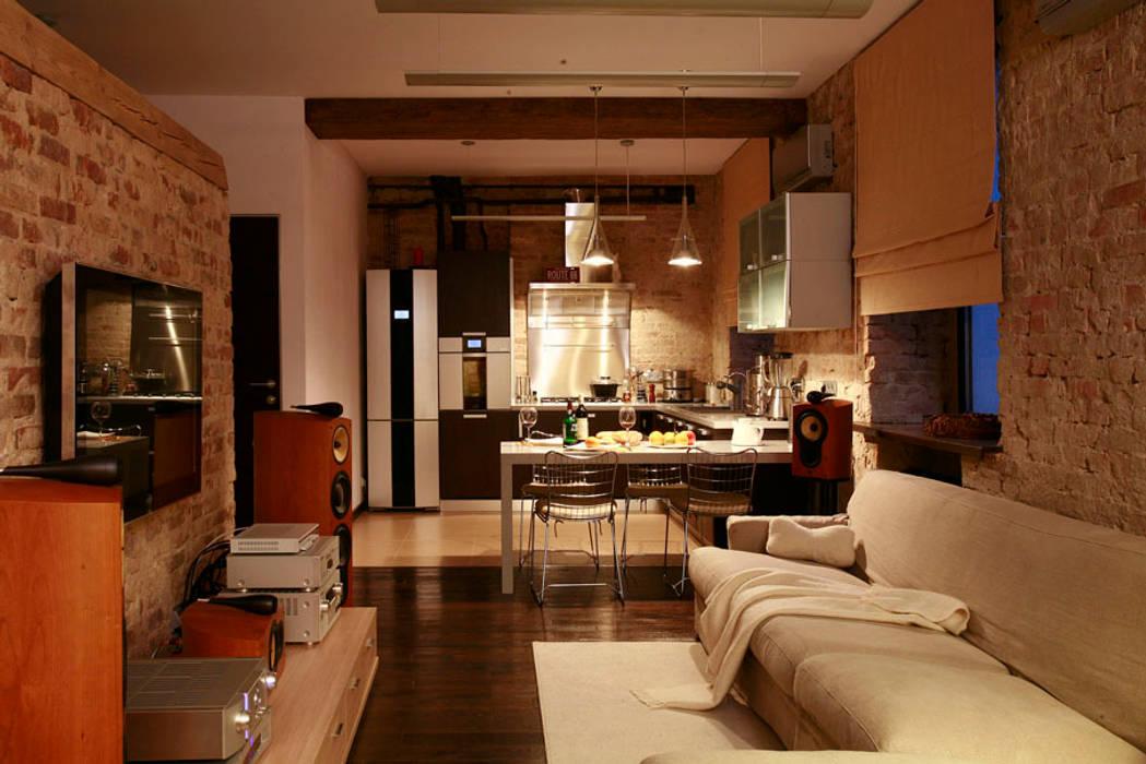 Living room by Irina Yakushina,