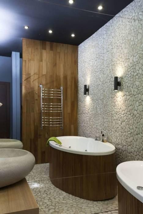 Tropical style bathrooms by Irina Yakushina Tropical