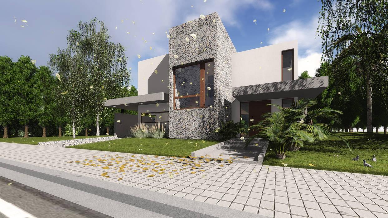 Casas de estilo  por GUG S.R.L., Moderno