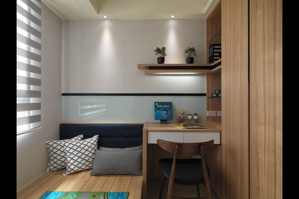 โดย 珍品空間設計 | JP SPACE DESIGN STUDIO โมเดิร์น
