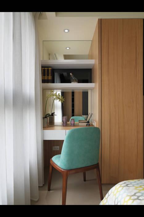 Bedroom by 珍品空間設計 | JP SPACE  DESIGN STUDIO, Modern