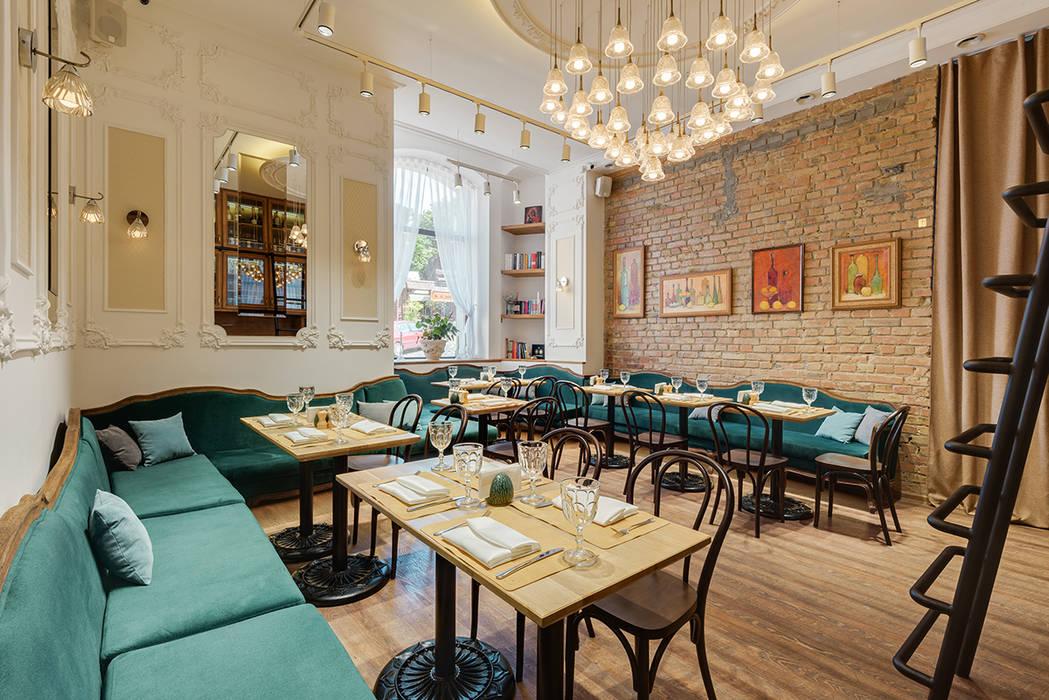 Bars & clubs classiques par YUDIN Design Classique