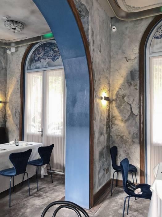 Wooden windows by On Designlab.ltd, Colonial