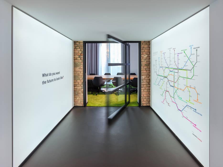 by boehning_zalenga koopX architekten in Berlin Industrial