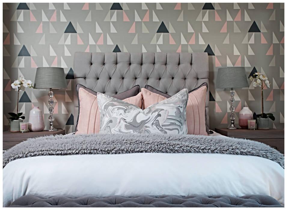 Kids Bedrooms :  Teen bedroom by Joseph Avnon Interiors