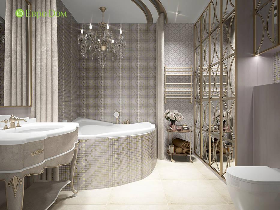 Bathroom by ЕвроДом