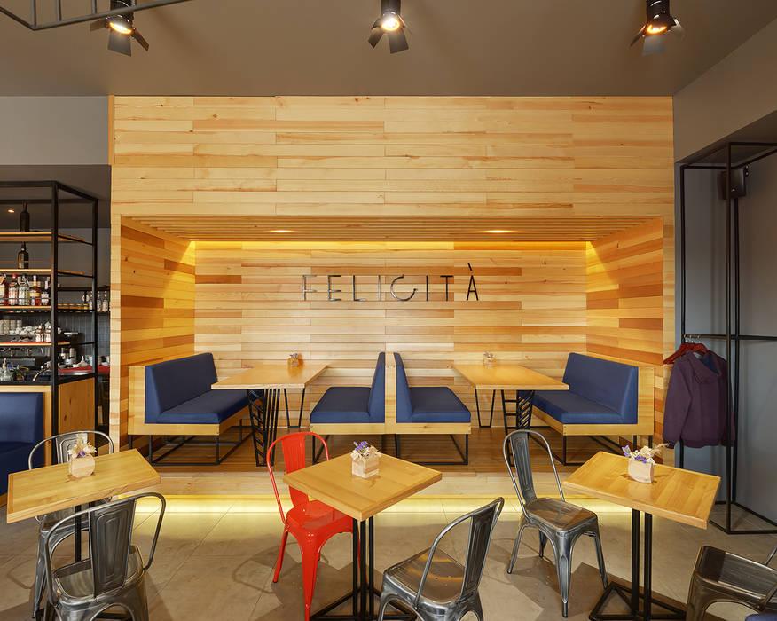 Bars & clubs توسطYUDIN Design, مینیمالیستیک