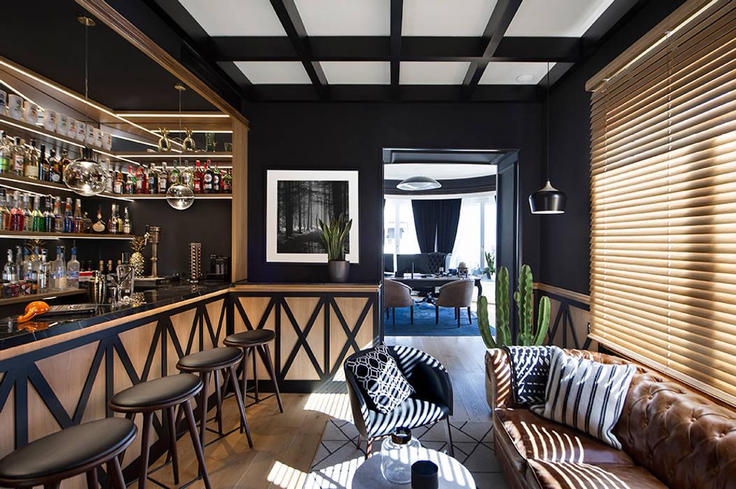 Classic style wine cellar by Egue y Seta Classic