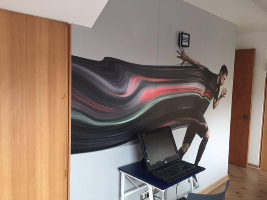 Boys Bedroom by Agapanto