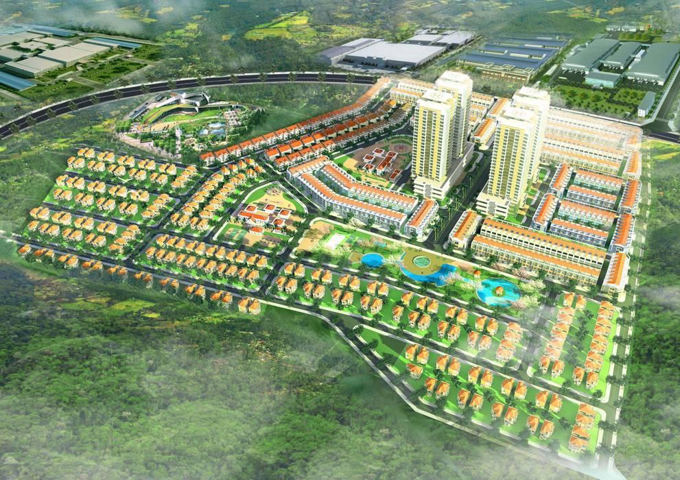 Tổng quan dự án Phú Mỹ Gold City bởi Bán đất nền Đồng Nai Đồng quê