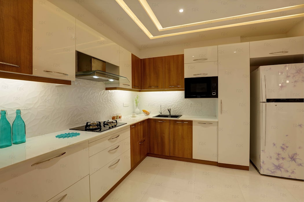 Residential Home Interior by RAK Interiors Modern