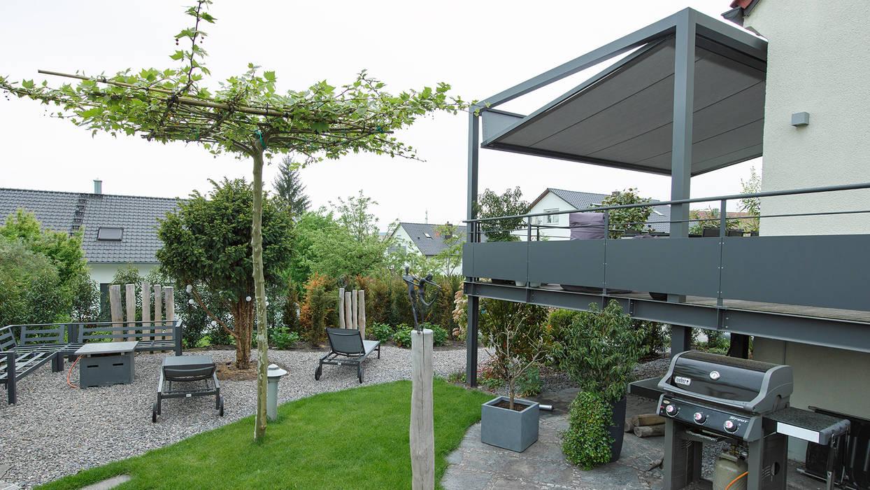 Balkon-Markise:  Garten von Markisen Zanker im Raum Stuttgart