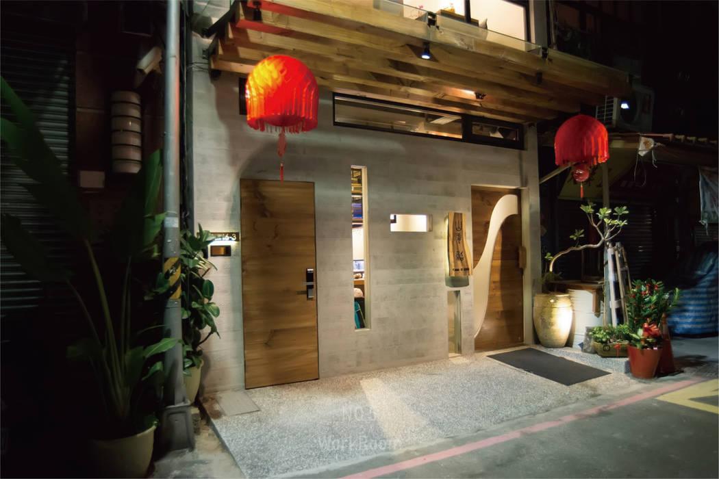 台北市山肴鮨日式料理 根據 NO5WorkRoom 日式風、東方風