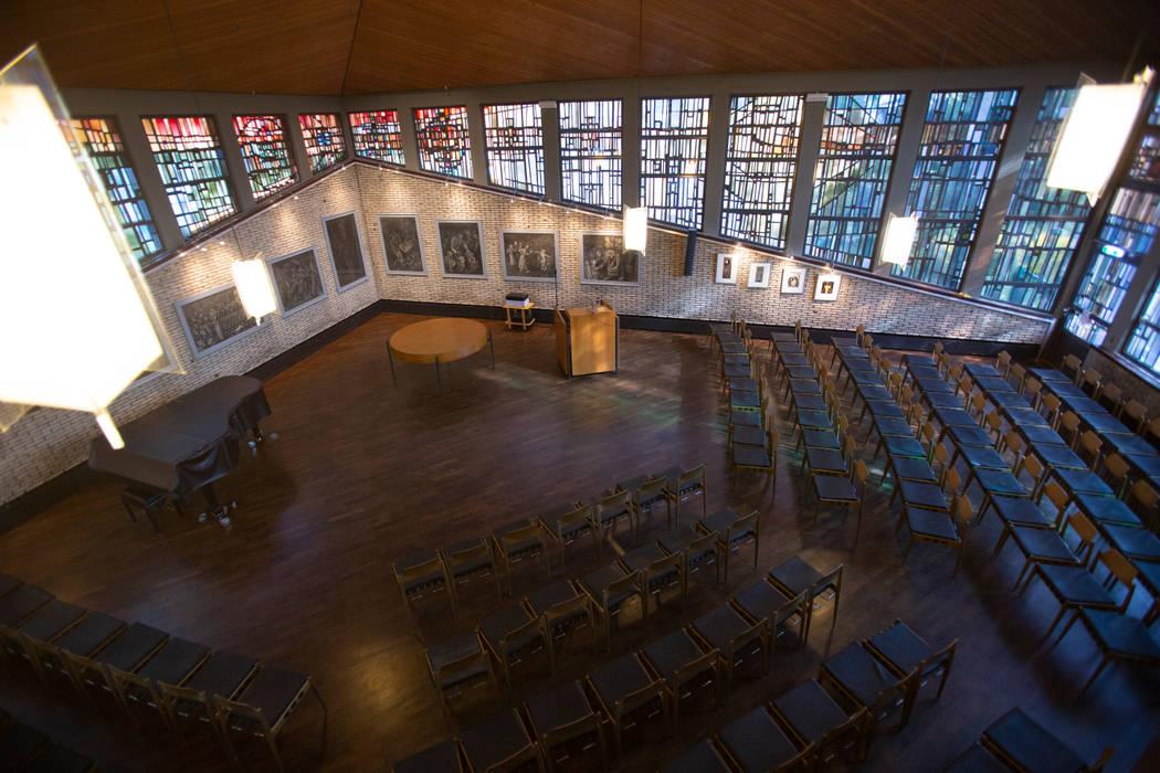 Museums توسطMoreno Licht mit Effekt - Lichtplaner