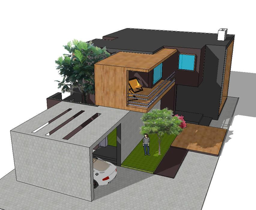 別墅 by MEF Architect