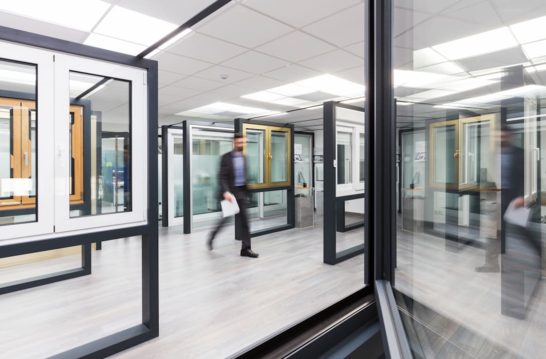 Doors by SAM'S - Soluções em alumínio e PVC, Minimalist