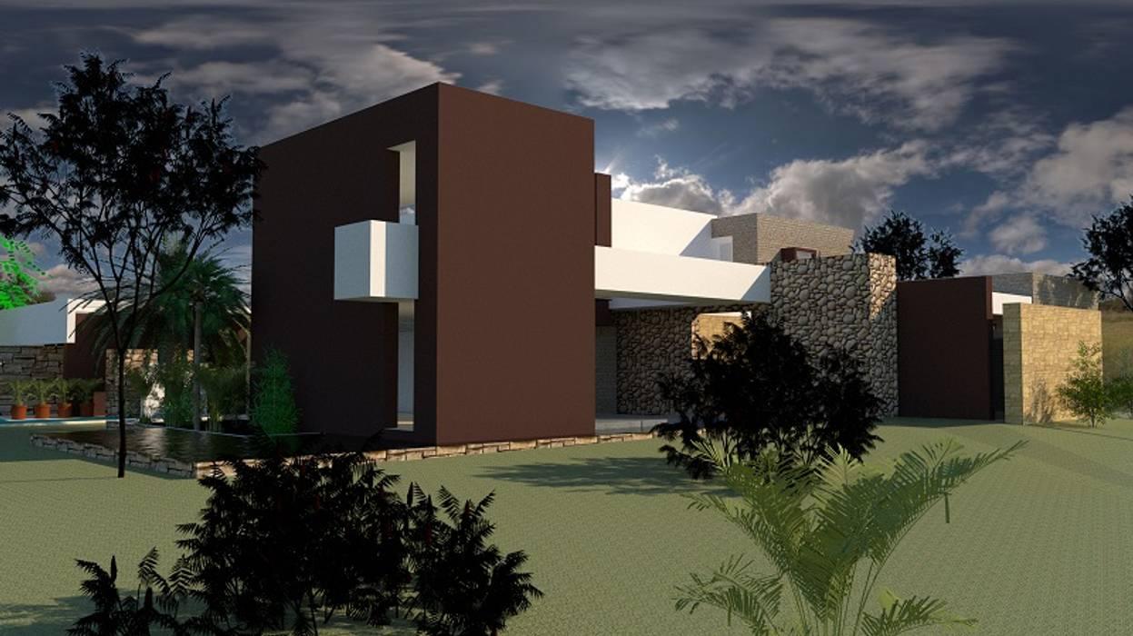 Zona Interactiva de diseño con estilo ... sas Moderno