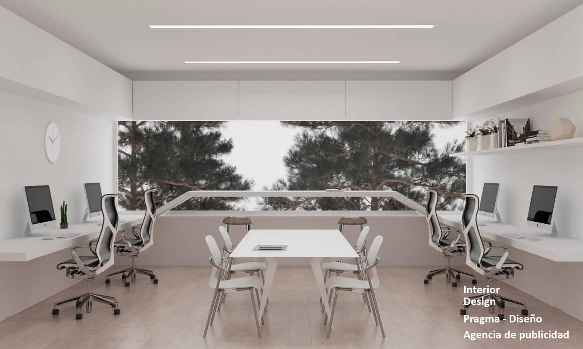 Agencia de publicidad. de Pragma - Diseño Moderno