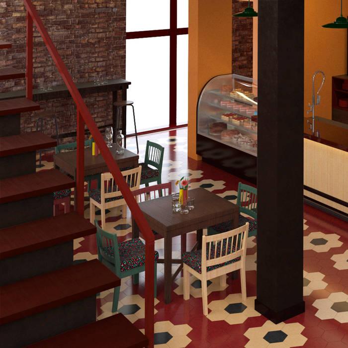 Lavoe Café de Pragma - Diseño Clásico