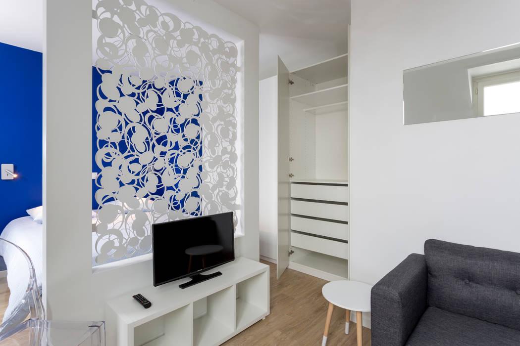 minimalist  by Fables de murs, Minimalist Chipboard