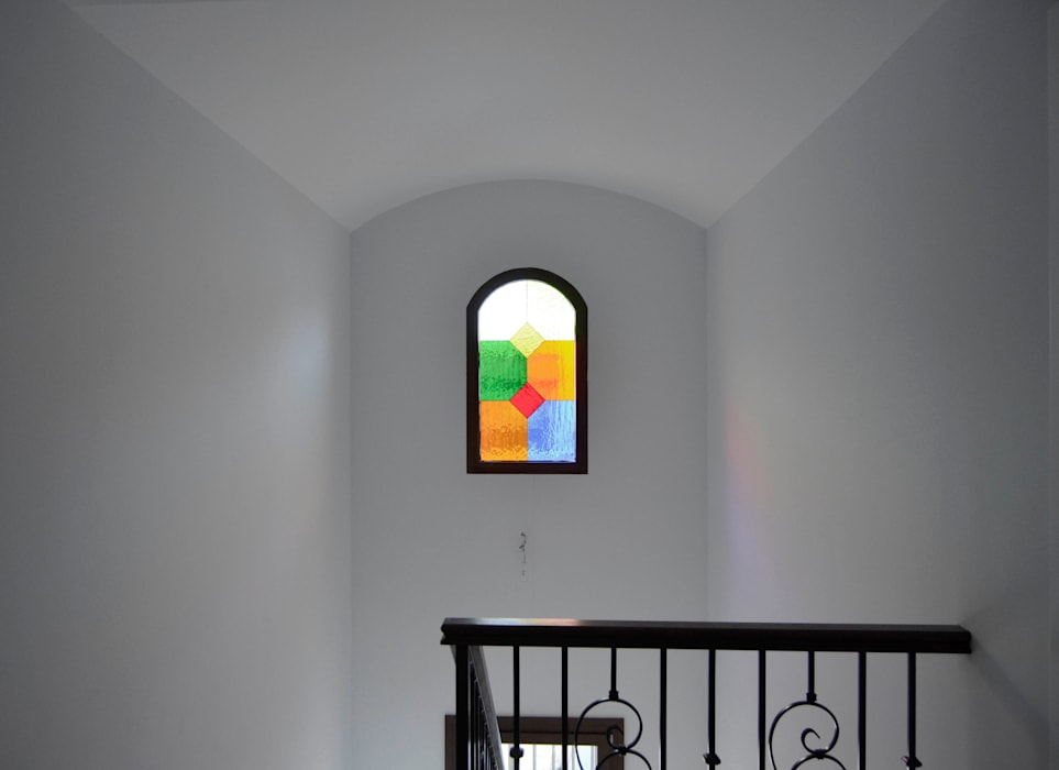 Stairs by Estudio Naturaleza Y Urbanismo