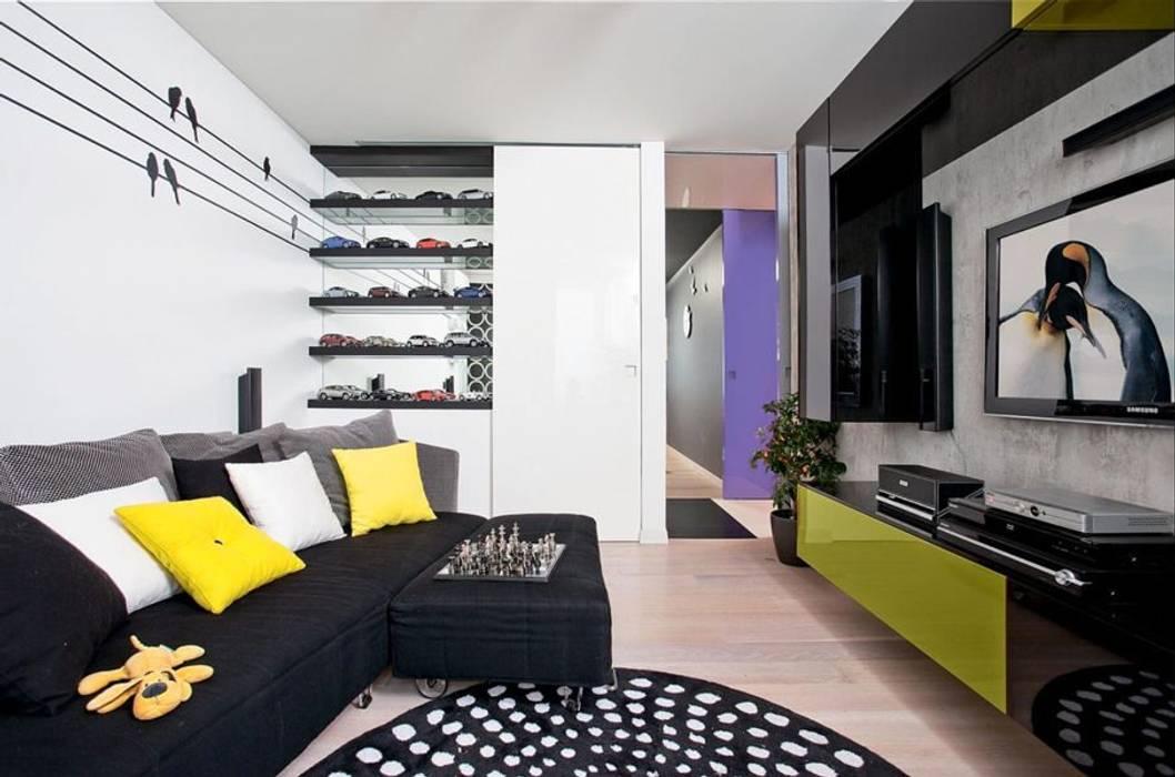 Living room by Irina Yakushina
