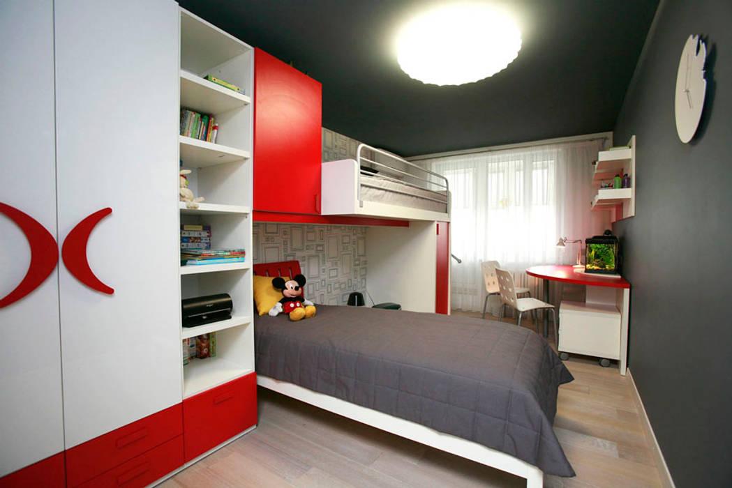 Girls Bedroom by Irina Yakushina,